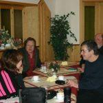 2004-12-14、ウィーン郊外・Seibersdorf、ライブ前の打ち合わせ♪