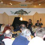 2004-12-14、ウィーン郊外・Seibersdorf、ライブの模様! [ Gary Foster(as) Roland Batik(p) トリオ ]