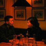 2004-12-15、BAR「ギゲル」、初日ライブレコーディング終了後、小澤征爾さんもいらっしゃるという名門のBAR「ギゲル」にてプロデューサー井阪氏と色々と打ち合わせ。、井阪さん、本当にお世話になりましたm(_)m♪