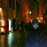 2004-12-17、ウィーンの町並み、一日中マイナス 2・3度です。信じられない!