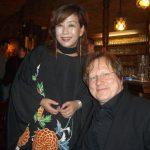 2004-12-15.16、ウィーン【 JAZZLAND 】、Roland & Rei (何か二人とも嬉しそう?)、井阪氏撮影