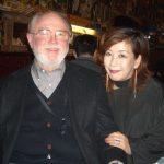 2004-12-15.16、ウィーン【 JAZZLAND 】、Gary Foster 氏 & Rei (本当!サンタさんみたいです♪)、井阪氏撮影